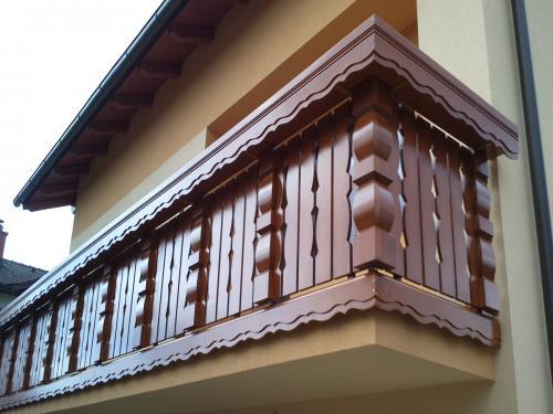 Balkonske ograje (masivni stil) (1)