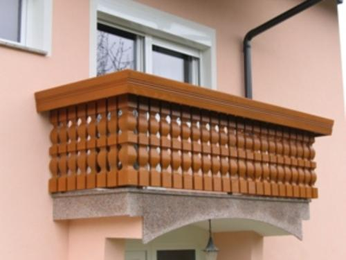 Balkonske ograje (masivni stil) (7)