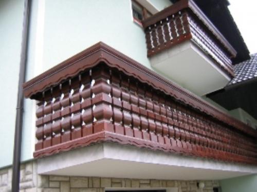 Balkonske ograje (masivni stil) (8)