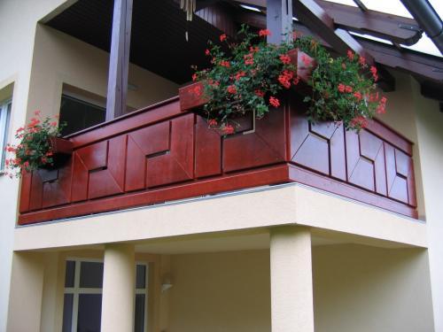 Balkonske ograje (moderni stil) (1)