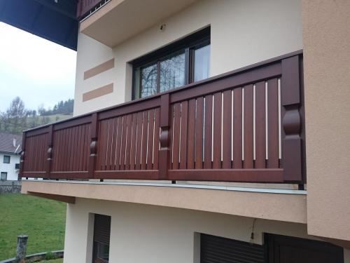 Balkonske ograje (moderni stil) (11)