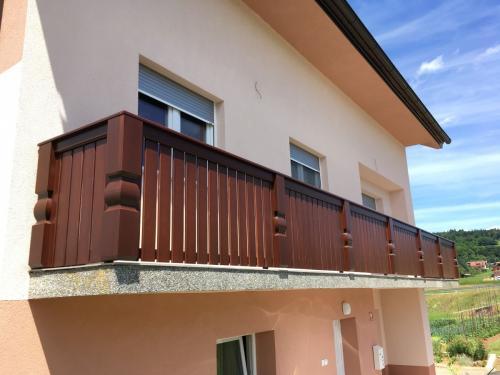 Balkonske ograje (moderni stil) (7)